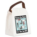 ROFL Canvas Lunch Bag