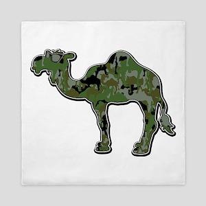 CamelFlage Queen Duvet