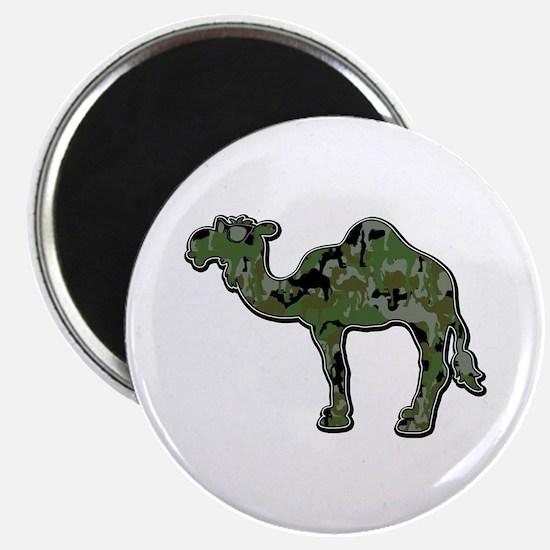 CamelFlage Magnet