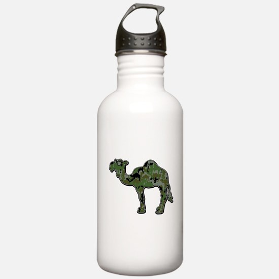 CamelFlage Water Bottle