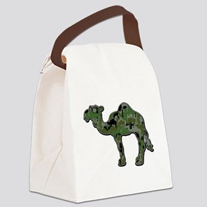 CamelFlage Canvas Lunch Bag