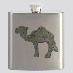 CamelFlage Flask