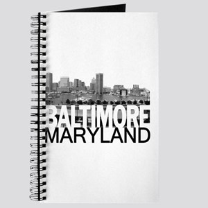 Baltimore Skyline Journal