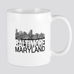 Baltimore Skyline Mug