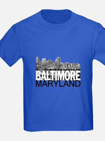 Baltimore Skyline T