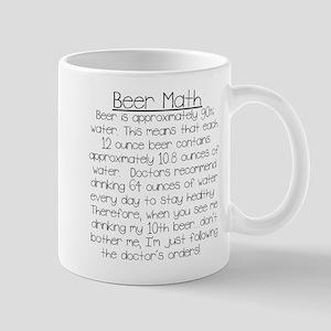 Beer Math Mug