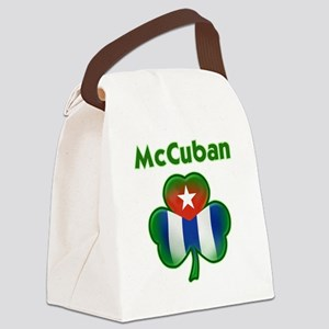 McCuban Canvas Lunch Bag