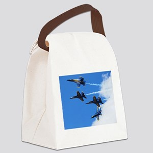 Blue Angels Canvas Lunch Bag