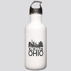 Cincinnati Skyline Stainless Water Bottle 1.0L