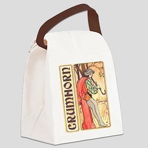 Crumhorn Canvas Lunch Bag