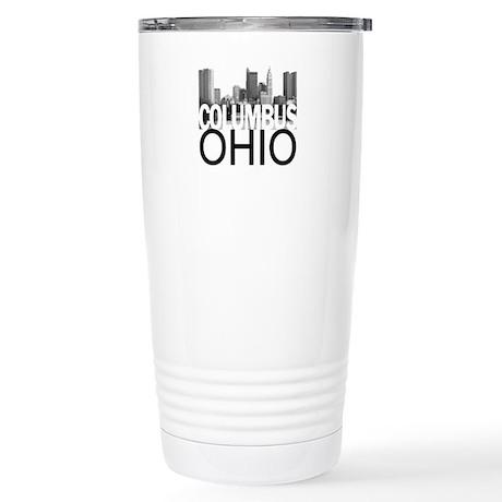 Columbus Skyline Stainless Steel Travel Mug