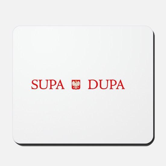 Supa Dupa Mousepad