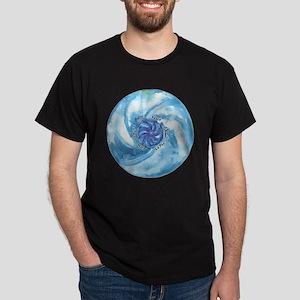 Peace-world Black T-Shirt