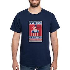 Voting Dark T-Shirt