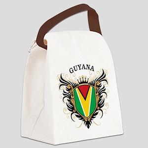 Guyana Canvas Lunch Bag