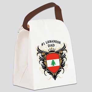 n1_lebanese_dad Canvas Lunch Bag