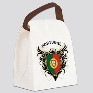 Portugal Canvas Lunch Bag