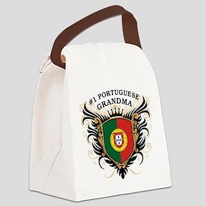 n1_portuguese_grandma Canvas Lunch Bag