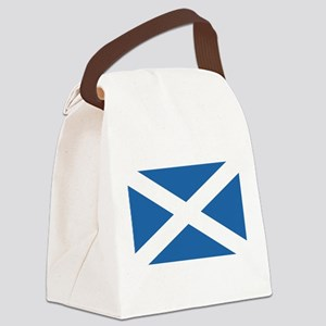 flag_scotland Canvas Lunch Bag
