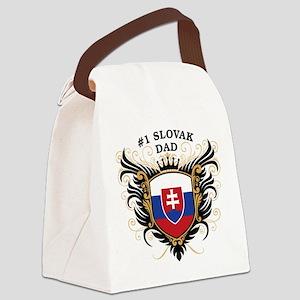 n1_slovak_dad Canvas Lunch Bag