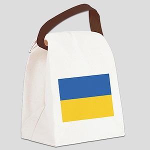 flag_ukraine Canvas Lunch Bag