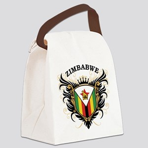 Zimbabwe Canvas Lunch Bag