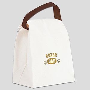 Boxer Dad Canvas Lunch Bag
