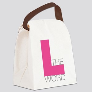 lw Canvas Lunch Bag