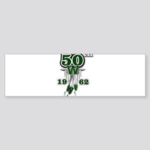 WHS 62 B Sticker (Bumper)