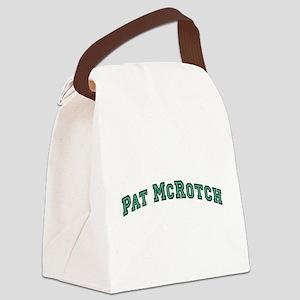 Pat McRotch Canvas Lunch Bag