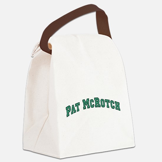 Pat McRotch Canvas Lunch Bag
