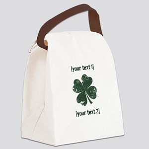 Universal St. Patty's Day Canvas Lunch Bag