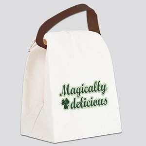 Magically Delicious Canvas Lunch Bag