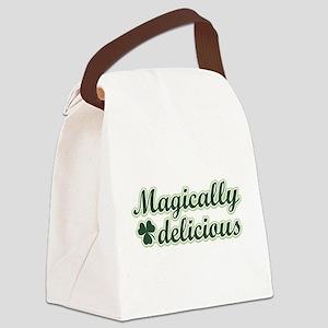 Magically Delicious Canvas Lunch Bag