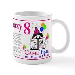 Crazy8 Game Mug