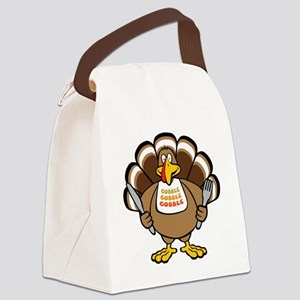 big_tukey Canvas Lunch Bag