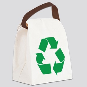 recycle_g Canvas Lunch Bag