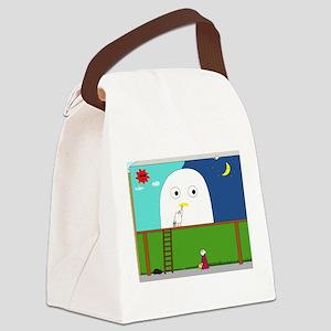 muralist Canvas Lunch Bag