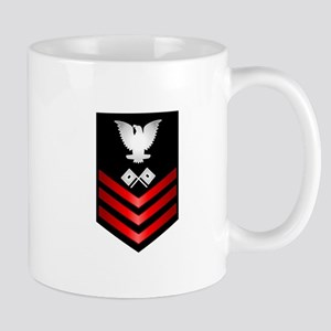 Navy Signalman First Class Mug