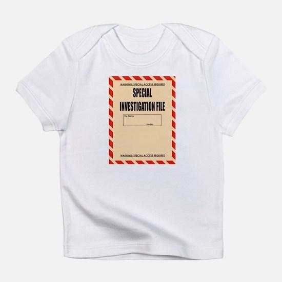 Special Investigation File Infant T-Shirt