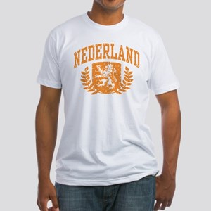Nederland Fitted T-Shirt