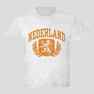 Nederland Kids Light T-Shirt