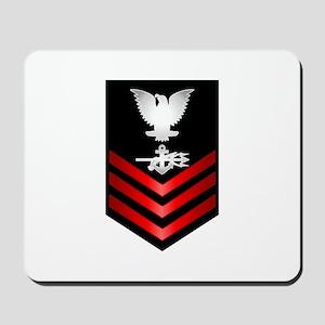 Navy Special Warfare Operator First Class Mousepad