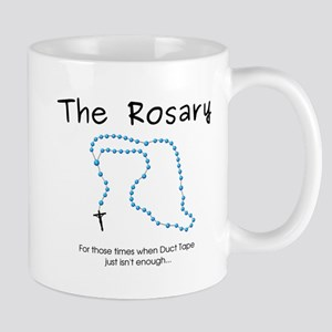 The Power of the Rosary Mug