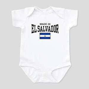 Made In El Salvador Infant Bodysuit