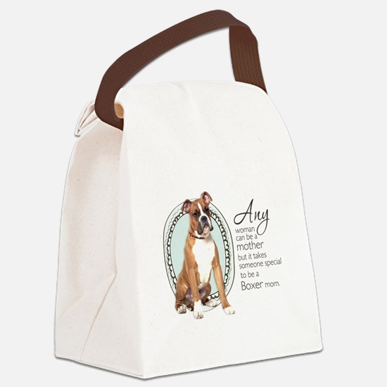 specialmom.png Canvas Lunch Bag