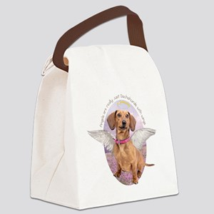 angelwithwings Canvas Lunch Bag