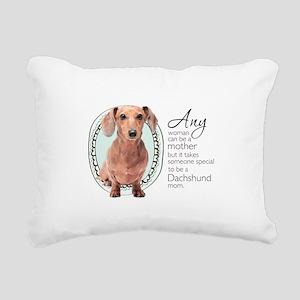 specialmom Rectangular Canvas Pillow