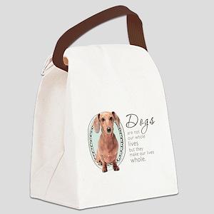 wholelives Canvas Lunch Bag
