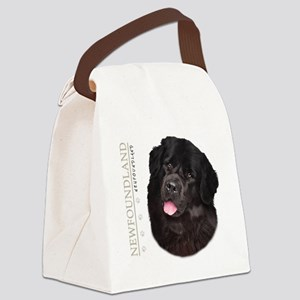 portrait14 Canvas Lunch Bag
